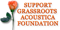 Support Grassroots Acoustica Foundation
