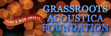 Grassroots Acoustica supports the Nicolette Larson Pediatric